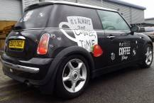 Mini Cooper Complete Digital Print Wrap