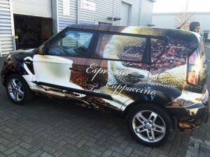 car graphic essex