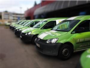 commercial fleet graphics essex
